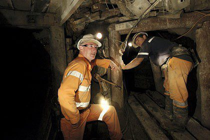 Nyrstar Not Resuming Mining Operations Despite Rising Zinc Prices