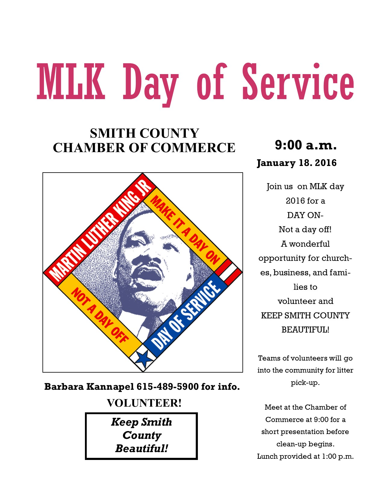Dt Mccall Furniture Flyer MLK 2016   Smith County Insider