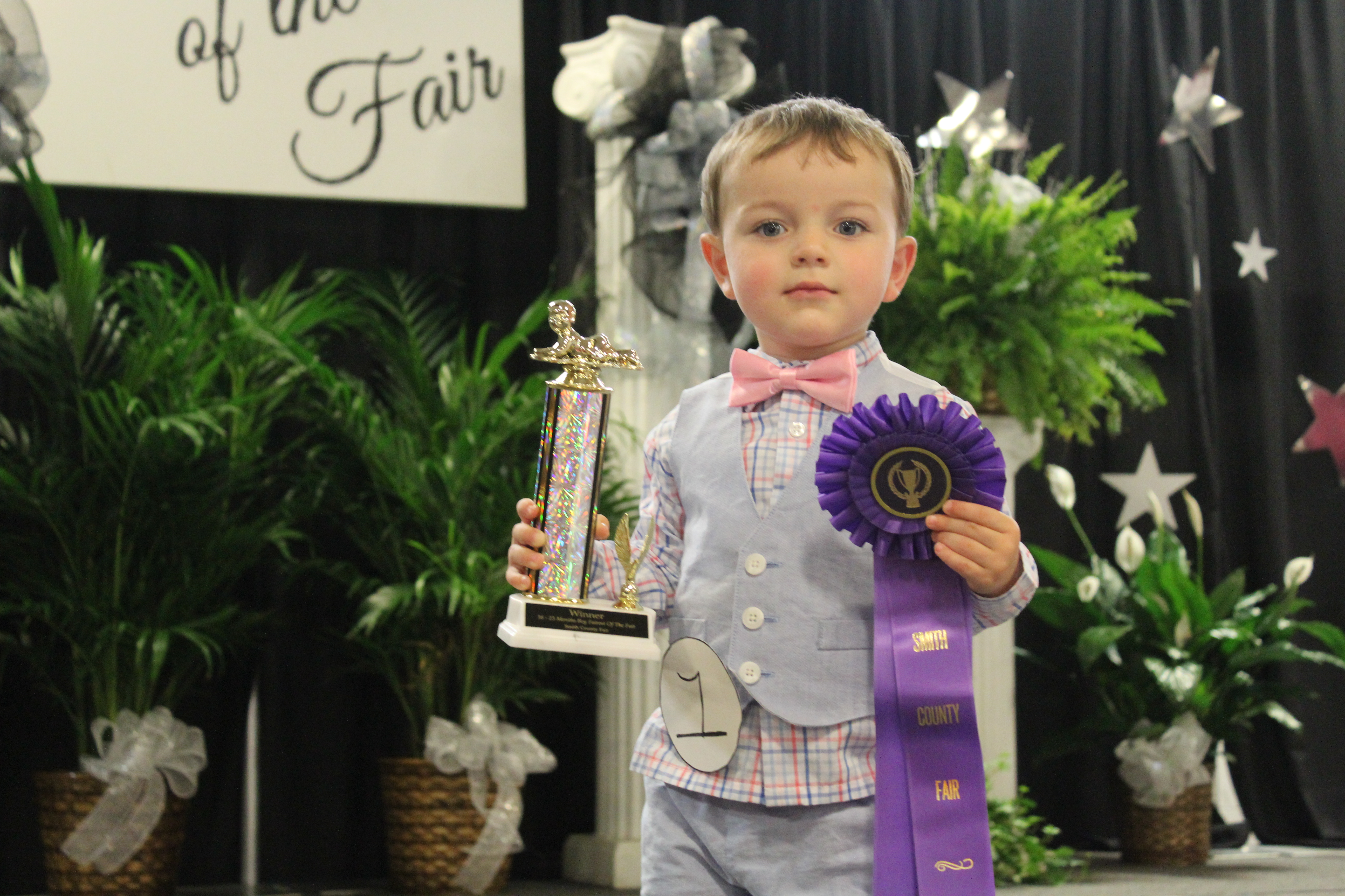 2019 Baby Fairest Of The Fair Pageants Smith County Insider