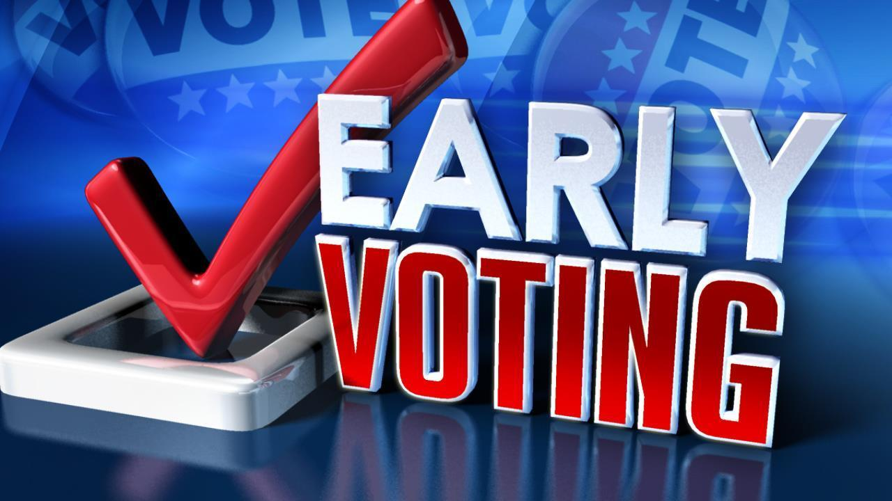 Early Voting Starts Today, Here's Where You Can Vote In Austin County